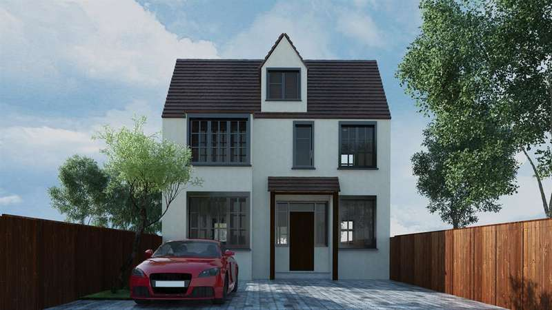5 Bedrooms Detached House for sale in Stoke Road, Slough, , SL2 5AY