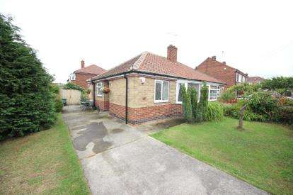 2 Bedrooms Bungalow for sale in Maythorn Road, York