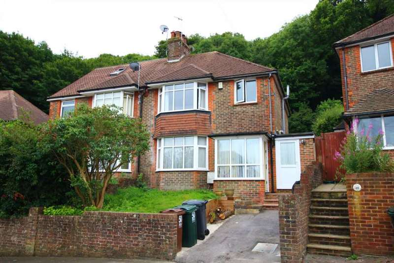 3 Bedrooms Semi Detached House for sale in Cherry Garden Road, Eastbourne, BN20 8HF