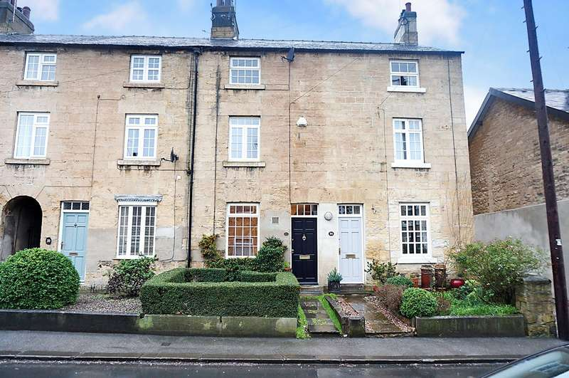 4 Bedrooms Terraced House for sale in Albion Street, Clifford, LS23