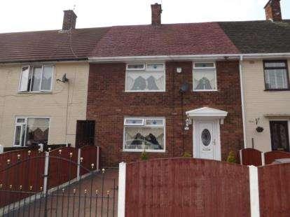 3 Bedrooms Terraced House for sale in Oldbridge Road, Liverpool, Merseyside, L24