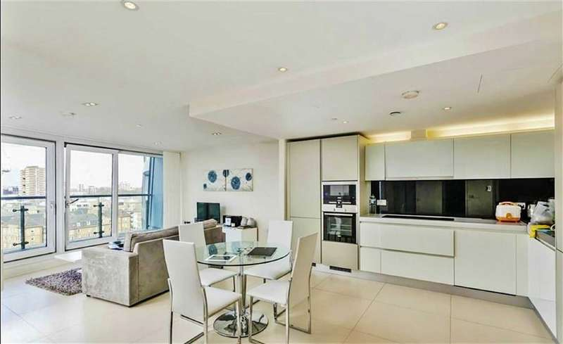 1 Bedroom Property for sale in Bezier Apartments, Old Street, London