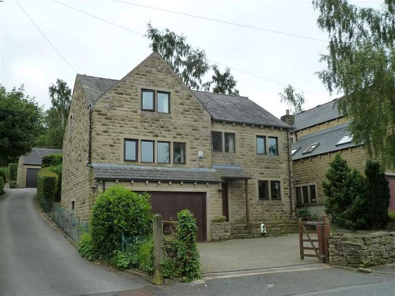 4 Bedrooms Property for sale in Springmeadow Lane, Uppermill, SADDLEWORTH, OL3