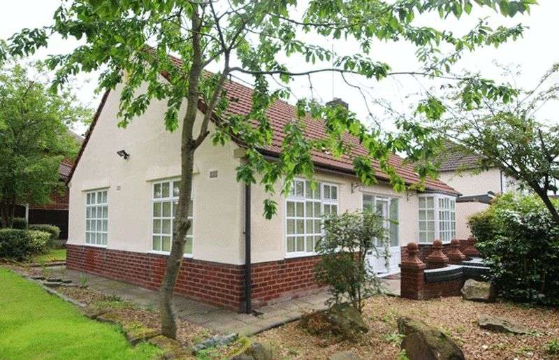 3 Bedrooms Detached Bungalow for sale in Quarry Street, Woolton, Liverpool, L25