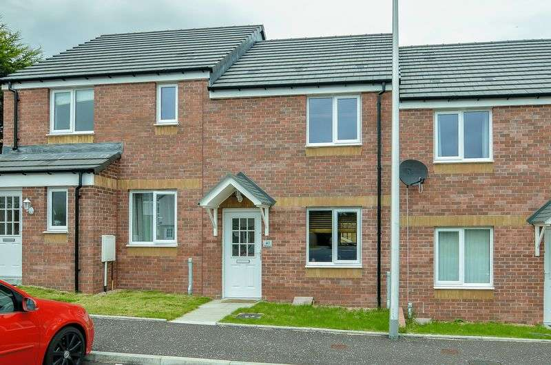 2 Bedrooms Terraced House for sale in 41 Drum Road, Dunfermline, Fife, KY11 4NW