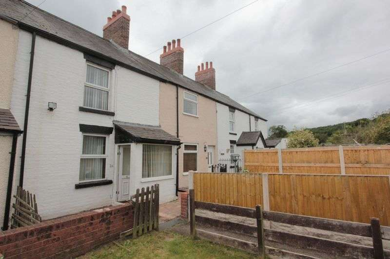 2 Bedrooms Terraced House for sale in Maes Y Coed Terrace, Denbigh