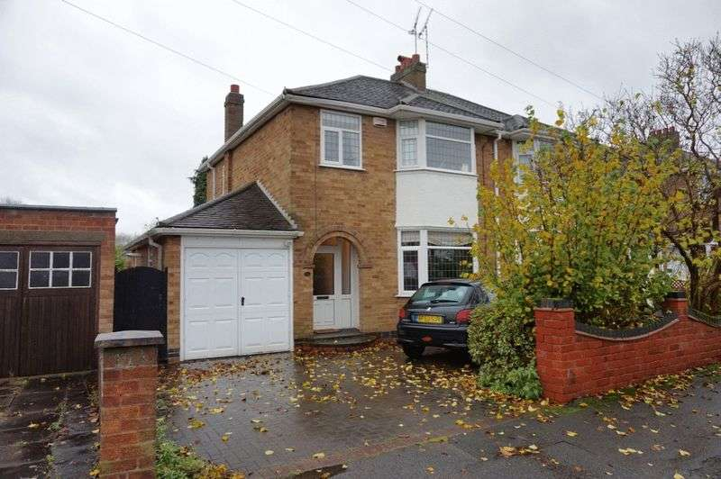 3 Bedrooms Semi Detached House for sale in Alfriston Road, Coventry