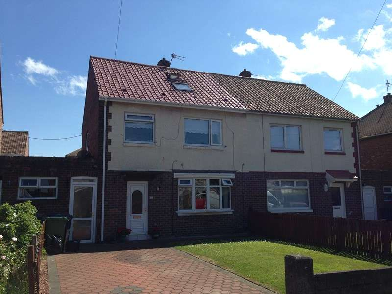 3 Bedrooms Semi Detached House for sale in Crief Grove, Jarrow