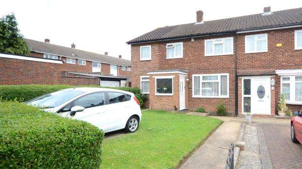 3 Bedrooms End Of Terrace House for sale in Tomlin Road, Slough, Berkshire