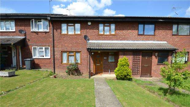 3 Bedrooms Semi Detached House for sale in Foliejohn Way, Maidenhead, Berkshire