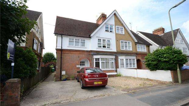 1 Bedroom Apartment Flat for sale in Church Lane East, Aldershot, Hampshire