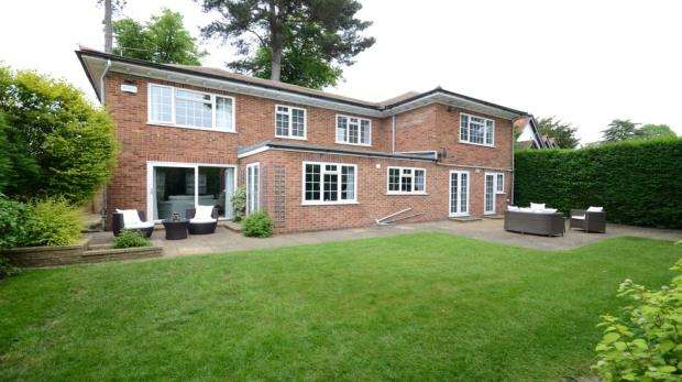 6 Bedrooms Detached House for sale in Altwood Road, Maidenhead, Berkshire