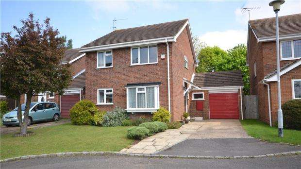 4 Bedrooms Detached House for sale in Bissley Drive, Maidenhead, Berkshire
