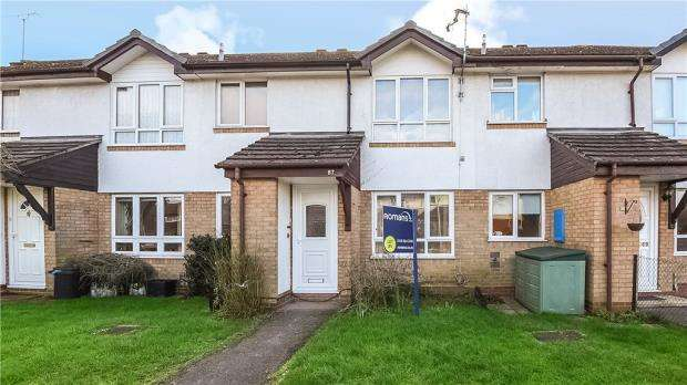 1 Bedroom Maisonette Flat for sale in Shackleton Way, Woodley, Reading