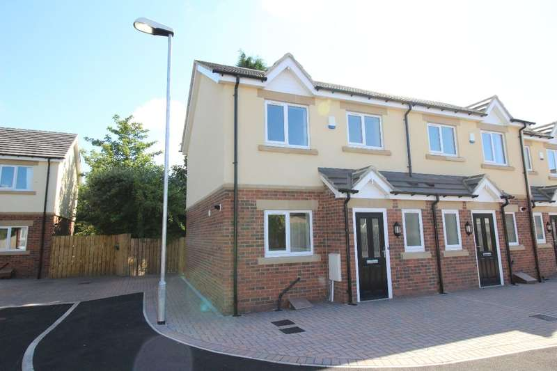 2 Bedrooms Property for sale in Kensington Close, Seghill, Cramlington, NE23