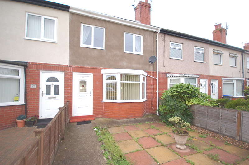 2 Bedrooms Terraced House for sale in Loxham Gardens, Blackpool