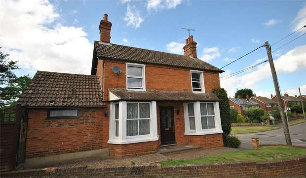 3 Bedrooms Detached House for sale in Littleworth, Wing, Bucks