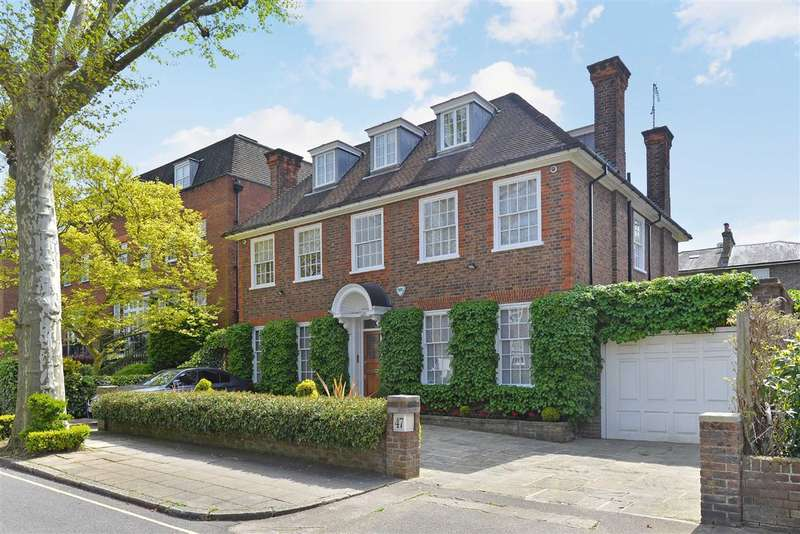 7 Bedrooms Property for sale in Springfield Road, London, NW8
