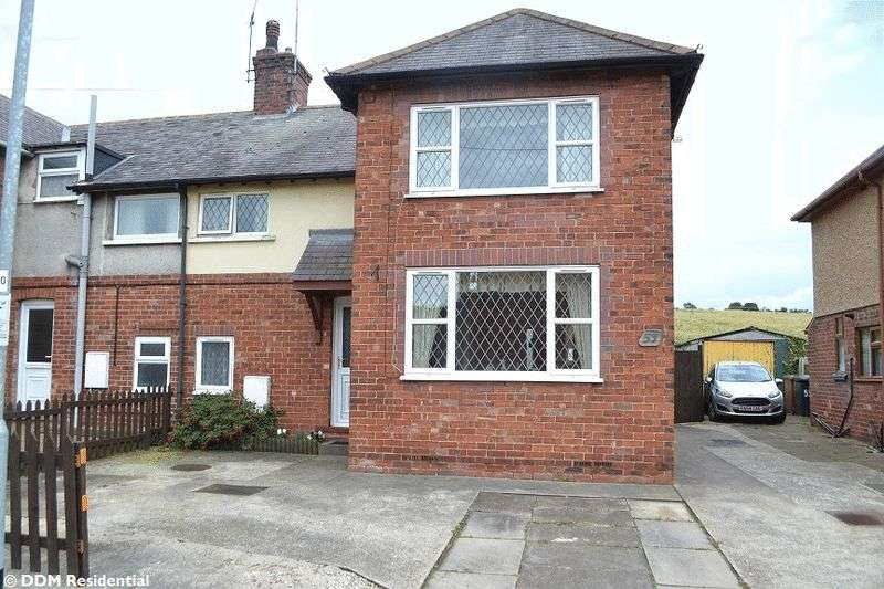 3 Bedrooms Semi Detached House for sale in 53 St Barnabas Road, Barnetby