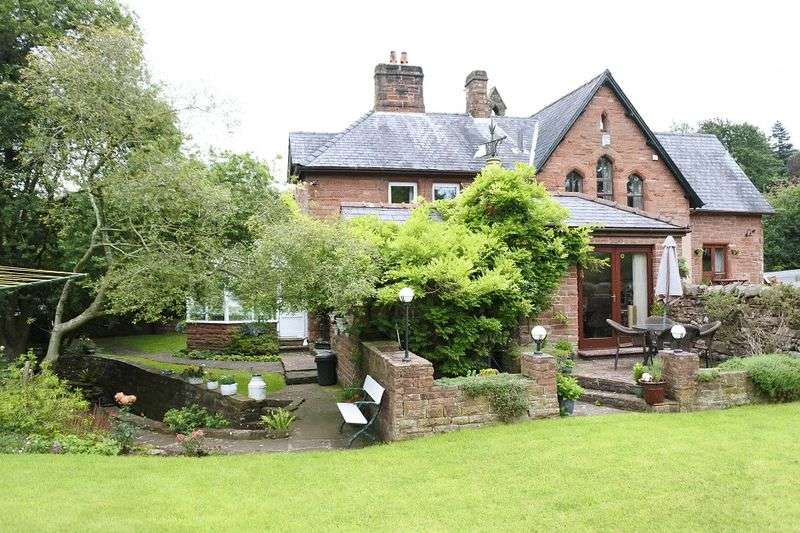 3 Bedrooms Semi Detached House for sale in Ainstable, Carlisle