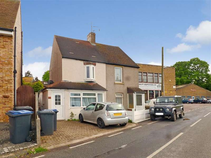 2 Bedrooms Semi Detached House for sale in Lower Herne Road, Herne Bay, Kent