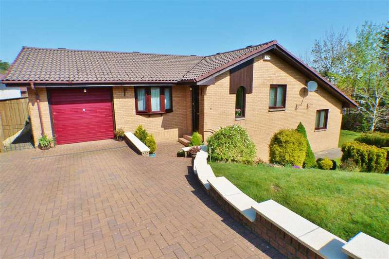 5 Bedrooms Detached House for sale in Weaver Place, Gardenhall, EAST KILBRIDE
