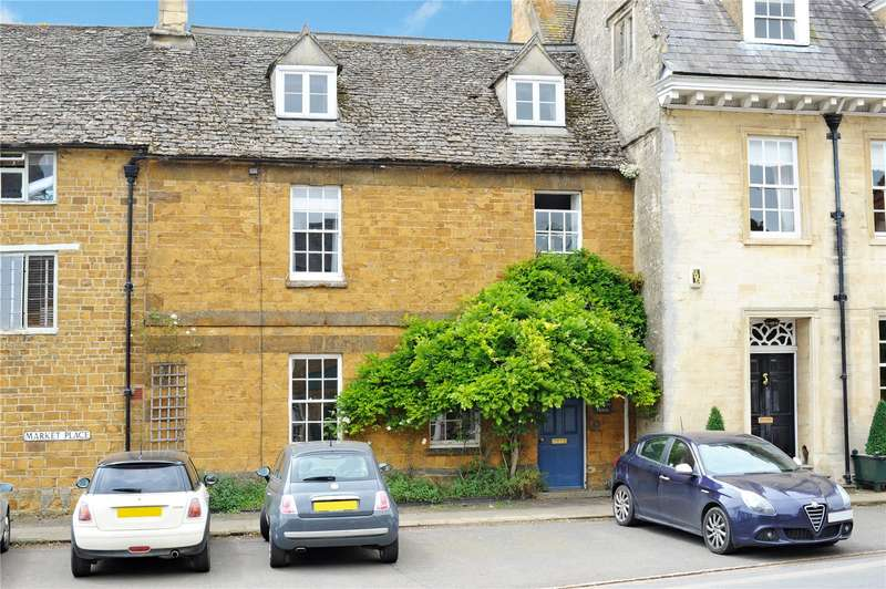 3 Bedrooms Terraced House for sale in Market Place, Deddington, Oxfordshire, OX15
