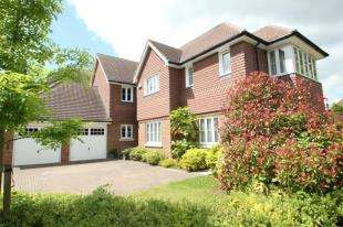 5 Bedrooms Detached House for sale in Benhall Mill Place, Benhall Mill Road, Tunbridge Wells, Kent