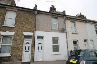 2 Bedrooms Terraced House for sale in Providence Street, Greenhithe, Kent