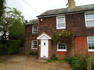 4 Bedrooms Semi Detached House for sale in Payden Street Cottages, Payden Street, Warren Street, Maidstone