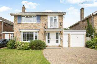 4 Bedrooms Detached House for sale in Stacey Road, Tonbridge, Kent, Tonbridge