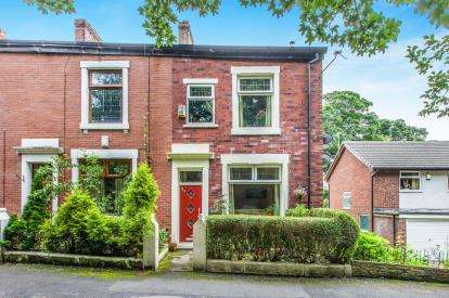 3 Bedrooms End Of Terrace House for sale in Selborne Street, Blackburn, Lancashire, ., BB2