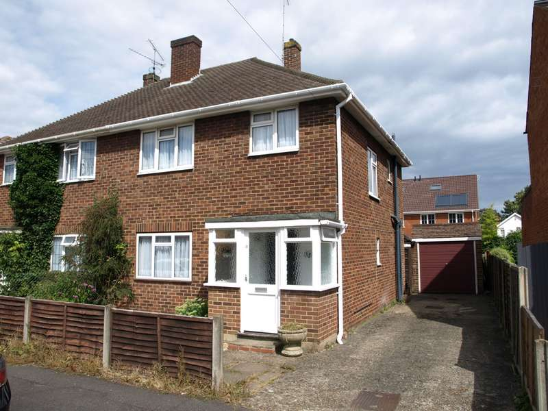 3 Bedrooms Semi Detached House for sale in Yetminster Road, Farnborough, GU14
