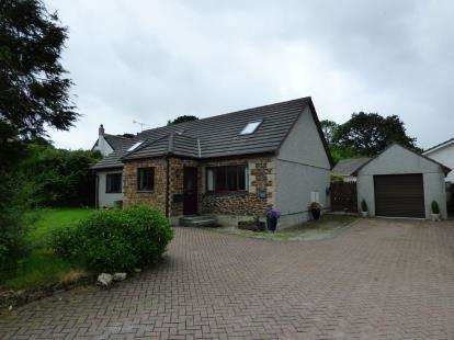 3 Bedrooms Detached House for sale in Perranwell Station, Truro, Cornwall
