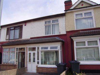 3 Bedrooms Terraced House for sale in Foley Road, Birmingham, West Midlands
