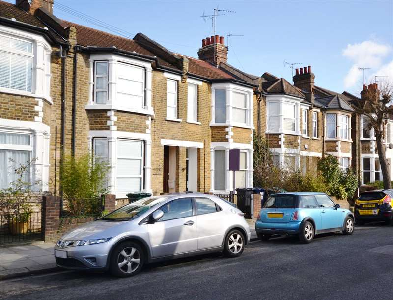 3 Bedrooms House for sale in Long Lane, East Finchley, London, N2