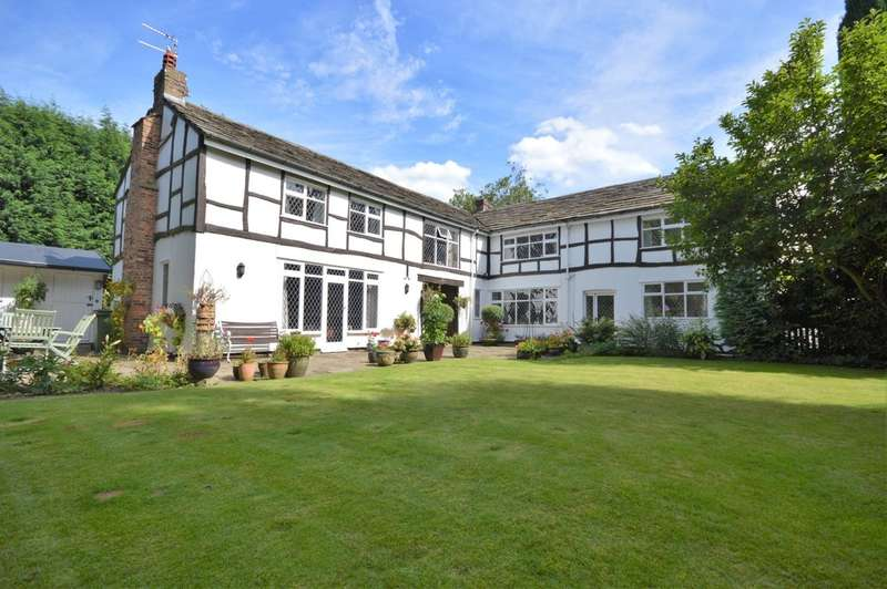4 Bedrooms Detached House for sale in Hill Top Farm, Hill Top Avenue