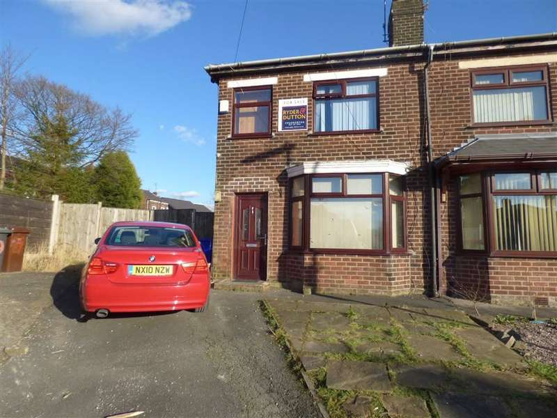 2 Bedrooms Property for sale in Shelley Street, MOSTON, Manchester, M40
