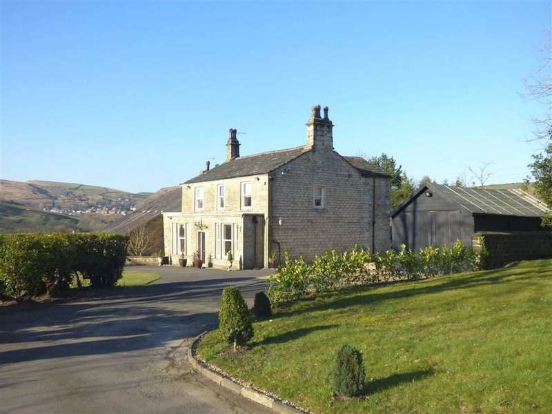4 Bedrooms Property for sale in Halifax Road, Littleborough, Rochdale, Lancashire, OL15