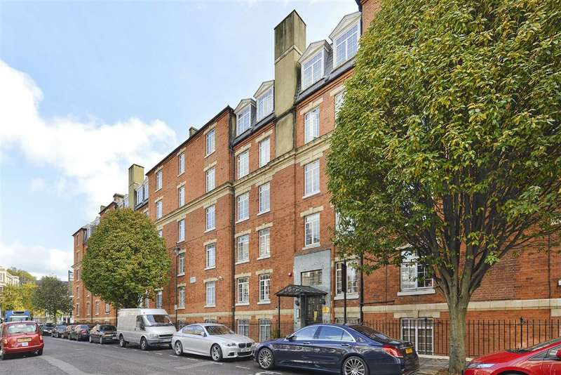 2 Bedrooms Flat for sale in Marble Arch Apartments, London