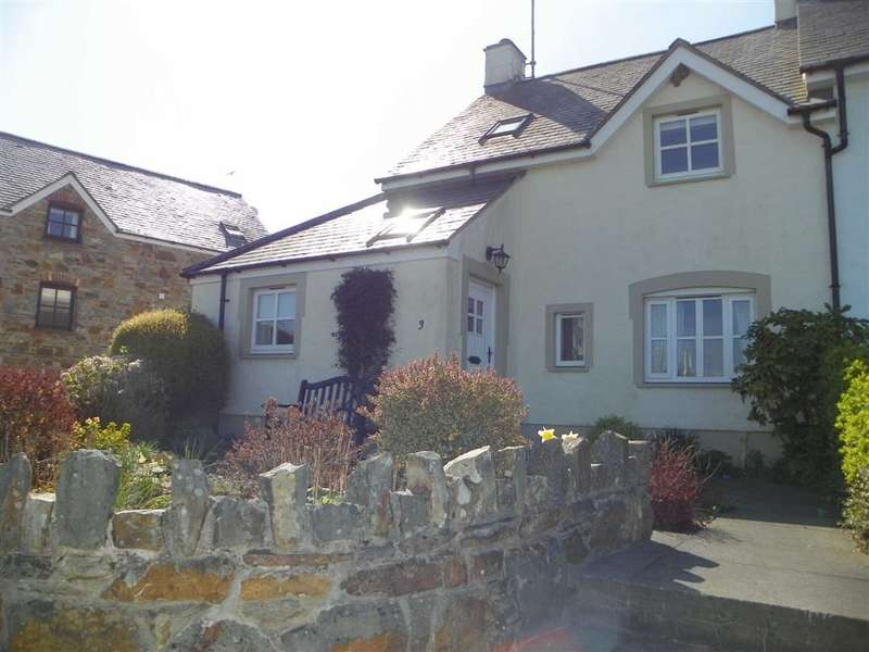 3 Bedrooms Property for sale in Feidr Eglwys, Newport