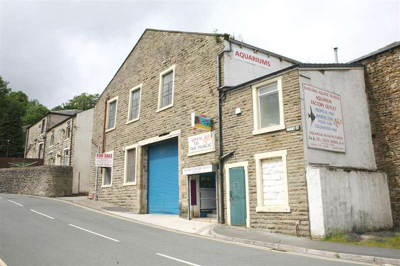 Property for sale in Bristol Works, Mount Street, Accrington