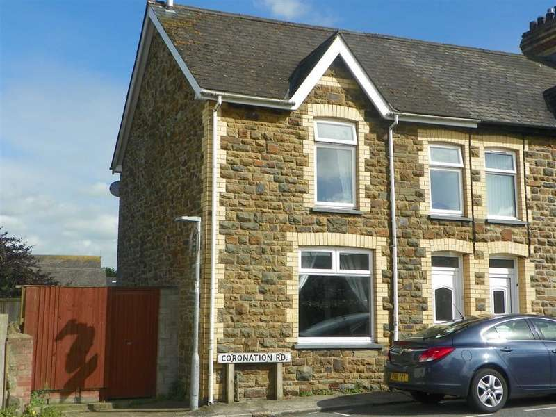 3 Bedrooms Property for sale in Coronation Road, Fishguard