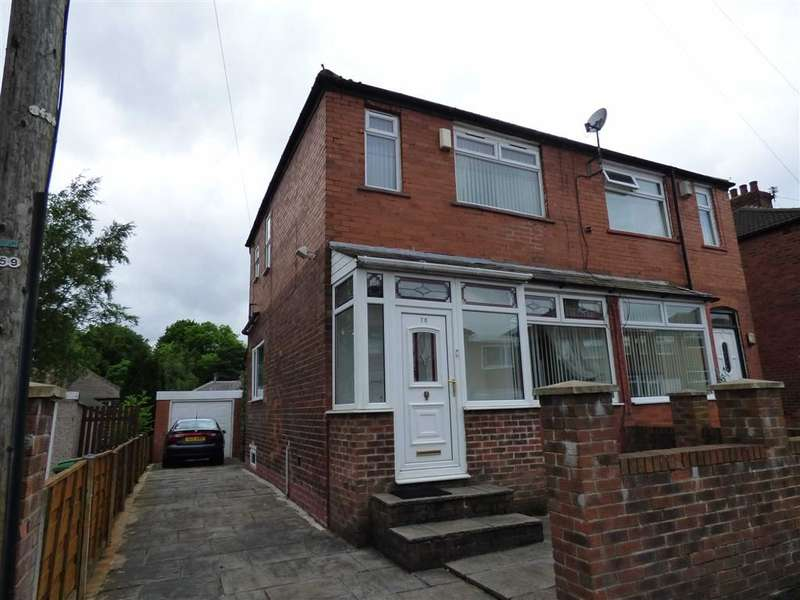 3 Bedrooms Property for sale in Ashworth Street, FAILSWORTH, Manchester, M35