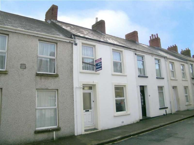 3 Bedrooms Property for sale in Dewsland Street, Milford Haven