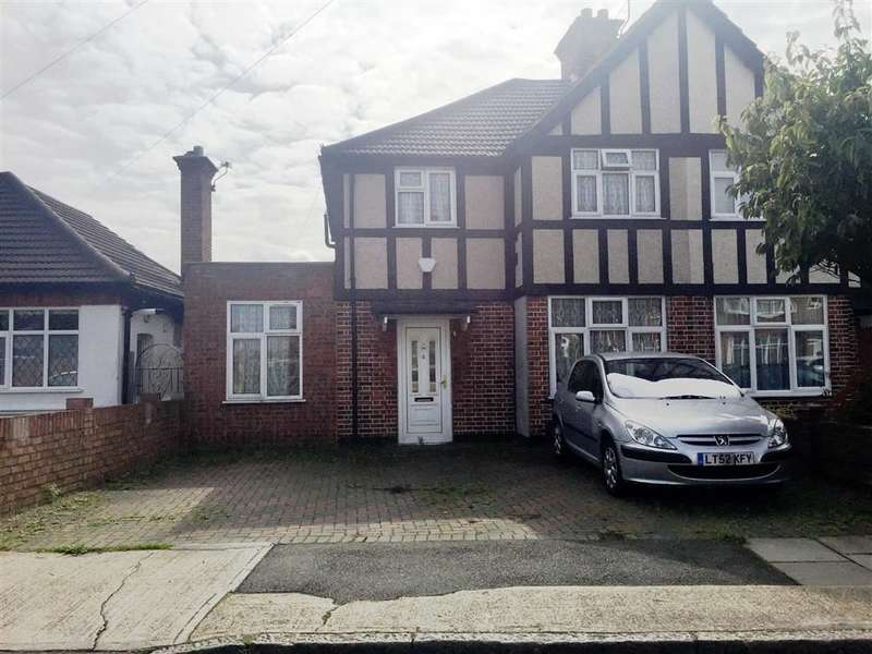 4 Bedrooms Semi Detached House for sale in Dorset Waye, Hounslow