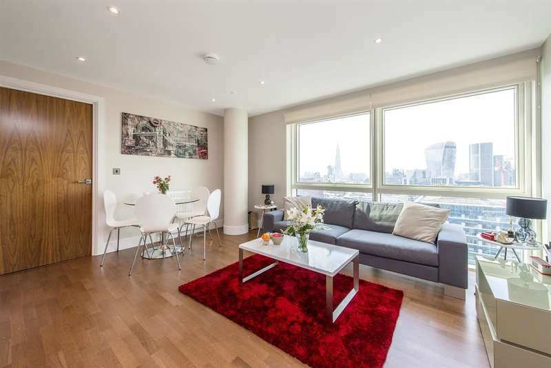 2 Bedrooms Flat for sale in Crawford Building, 112 Whitechapel High Street, Aldgate, London E1