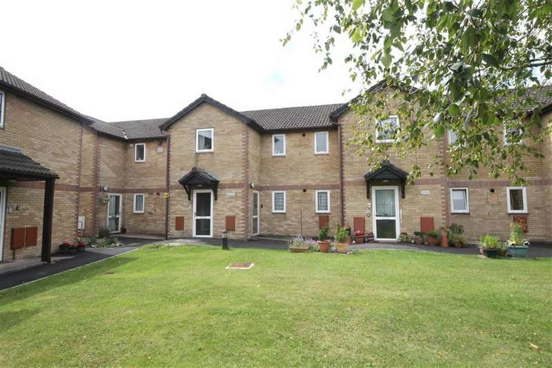 1 Bedroom Flat for sale in Norbury Court, Bailey Close, Cardiff