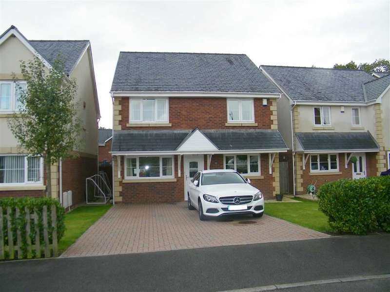 4 Bedrooms Property for sale in Golwg Y Mynydd, Betws
