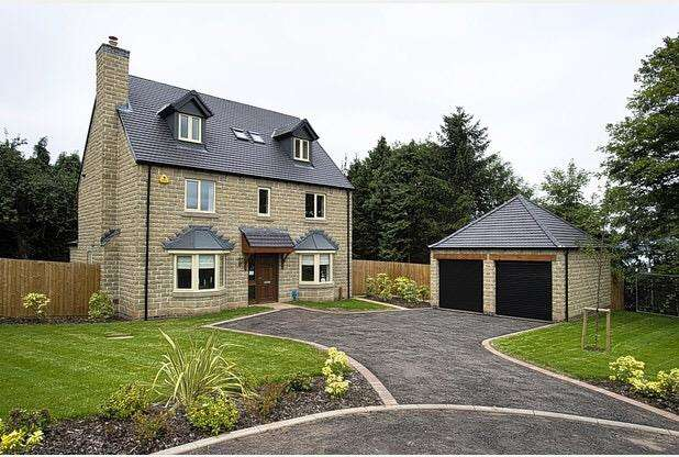 5 Bedrooms Property for sale in Sunray Grove, Hucknall, Nottingham